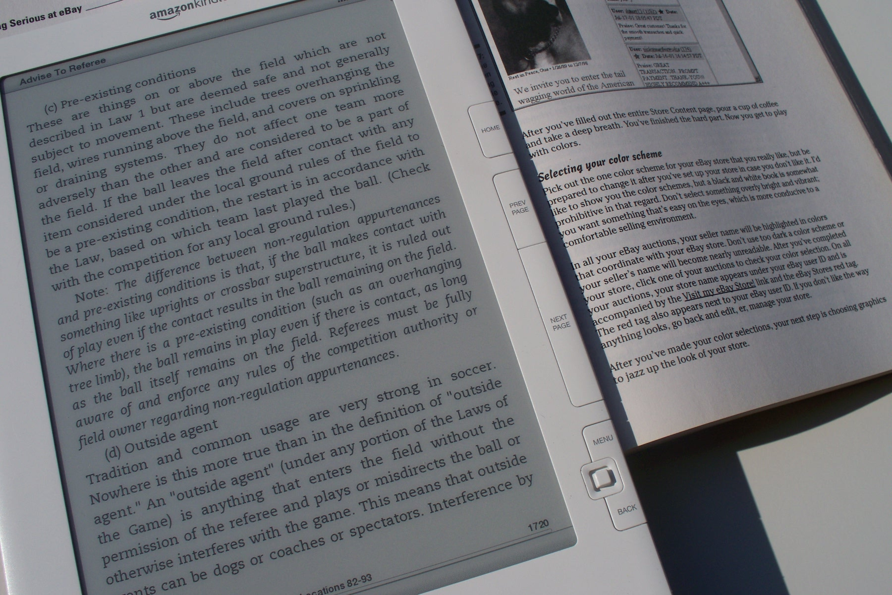 The best way to read pdf on Kindle Voyage