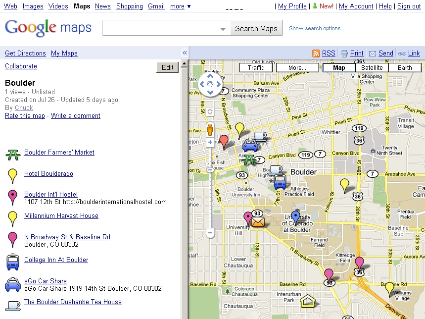"""How to use Google """"My Maps"""" to create and share your own ..."""